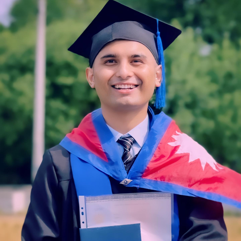 Dr. Sandesh Lamsal